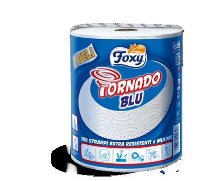 Foxy.it Foxy Tornado Blu.