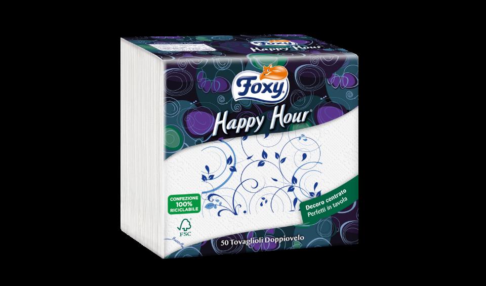 Foxy Happy Hour