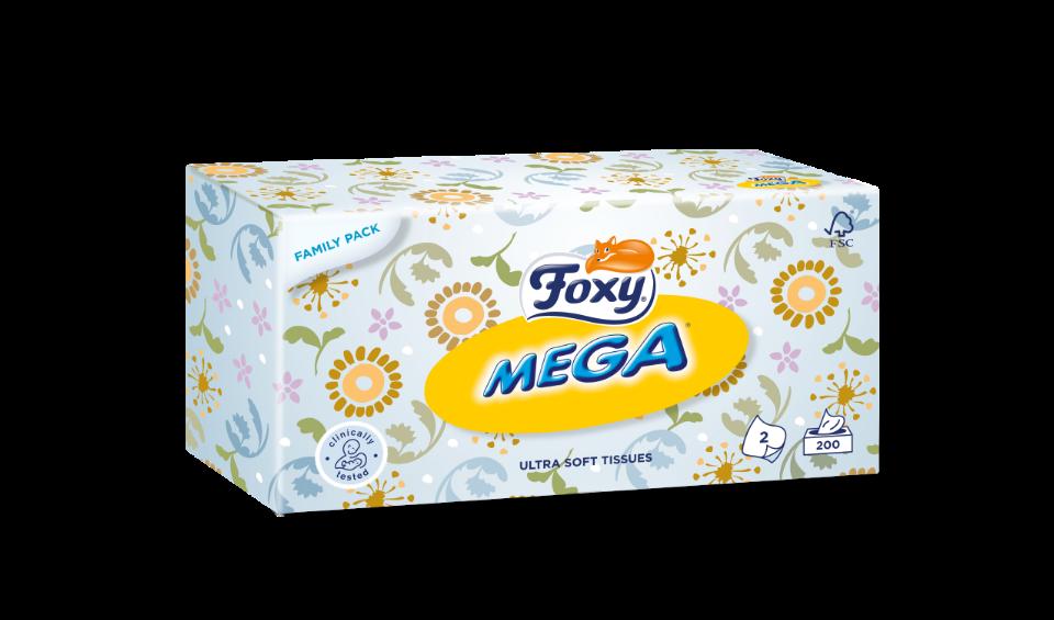 Foxy Mega veline