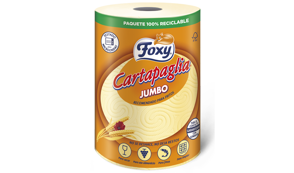 Foxy Cartapaglia Jumbo Cocinas