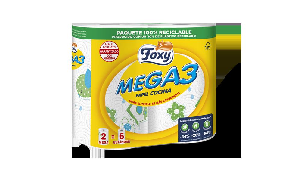 Foxy Mega3