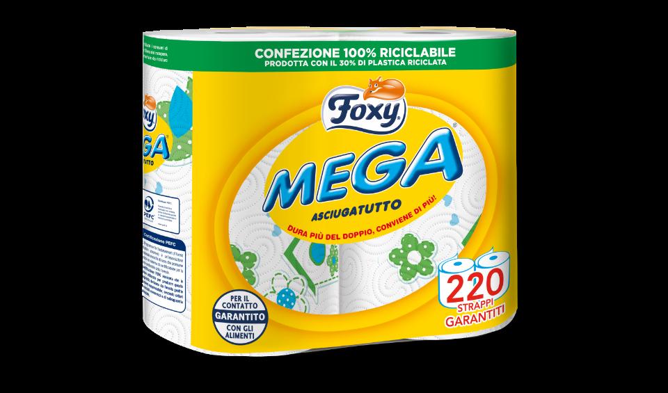 Foxy Mega asciugatutto
