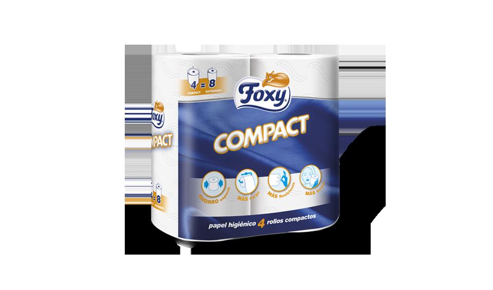 Foxy Compact Higiénicos