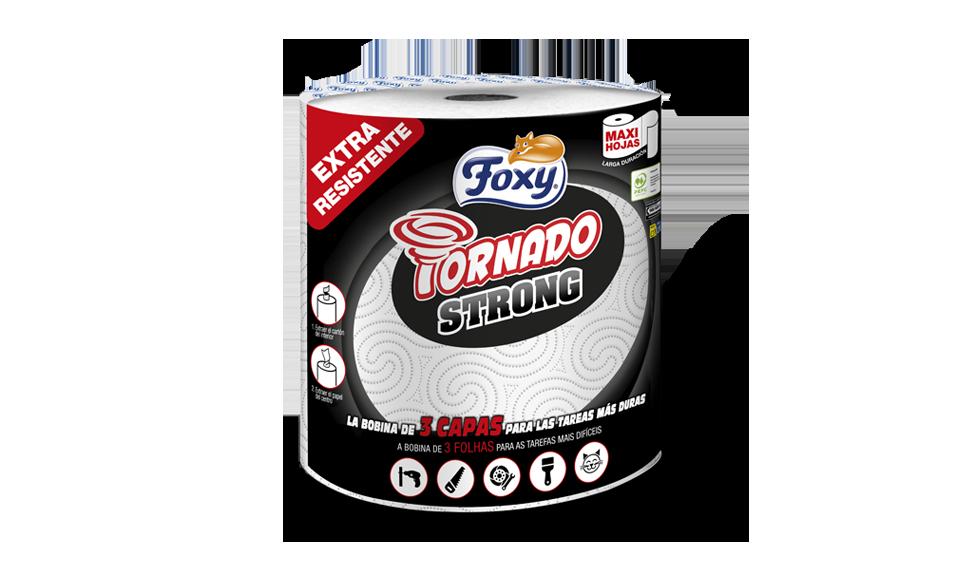Foxy Tornado Strong Cocinas